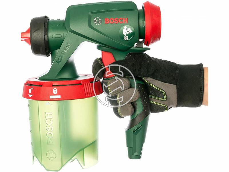 Bosch PFS festékszóró pisztoly