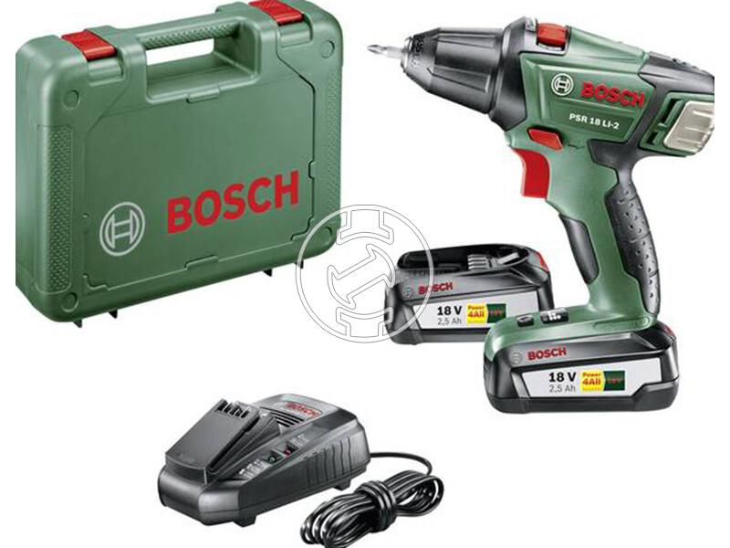 Bosch PSR 18-LI-2