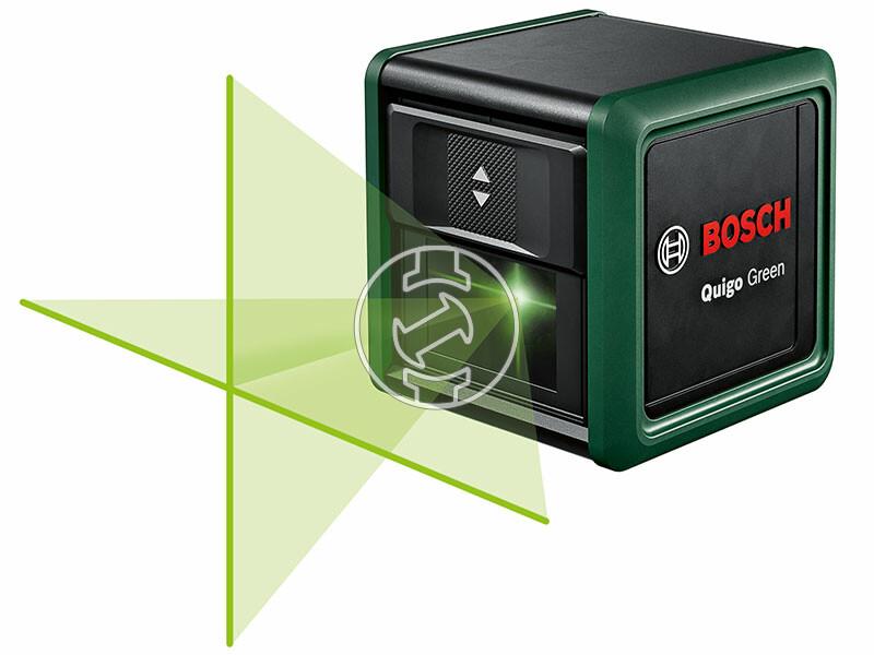 Bosch Quigo Green vonallézer