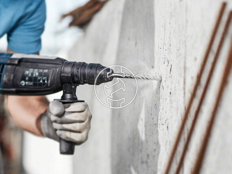 Bosch SDS Plus-7X ø 16 x 950 x 1000 mm SDS-Plus négyélű fúrószár