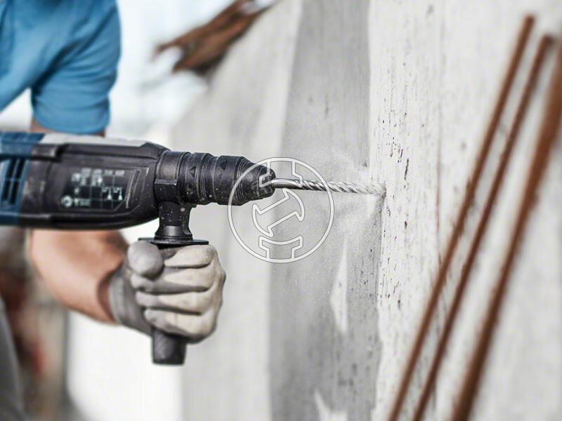 Bosch SDS Plus-7X ø 8 x 100 x 165 mm SDS-Plus négyélű fúrószár