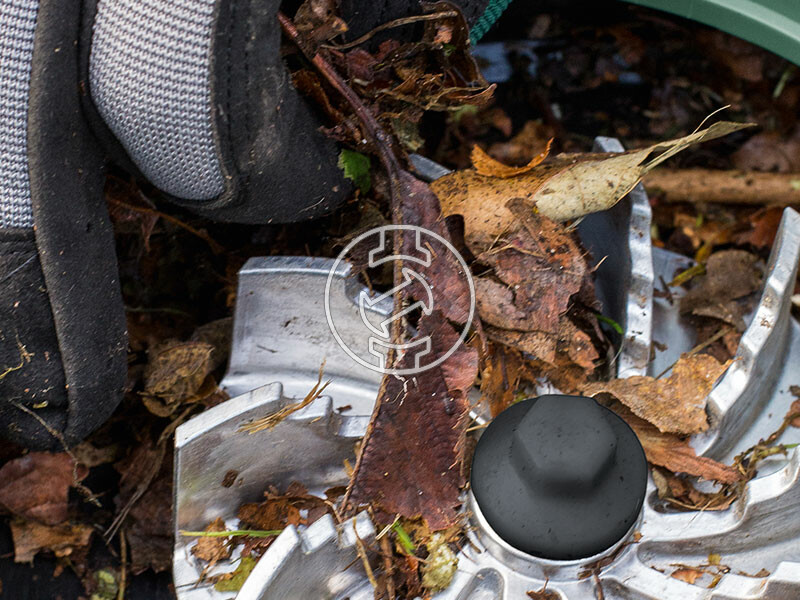 Bosch UniversalGardenTidy 2300 lombfújó-szívó