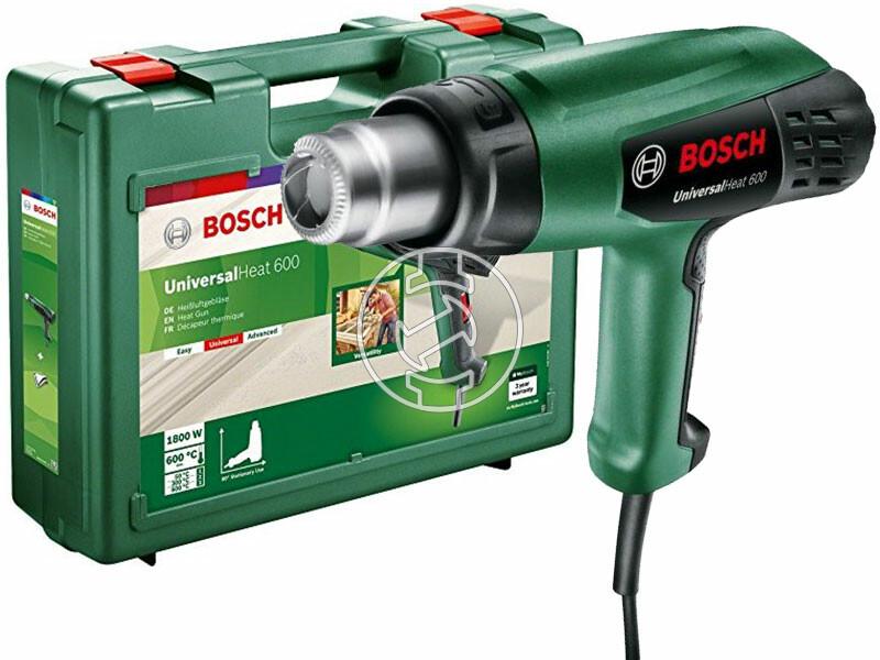 Bosch UniversalHeat 600 elektromos hőlégbefúvó