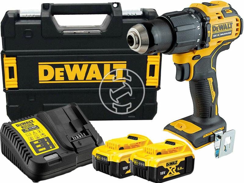 DeWalt DCD709P2T-QW akkus ütvefúró-csavarozó