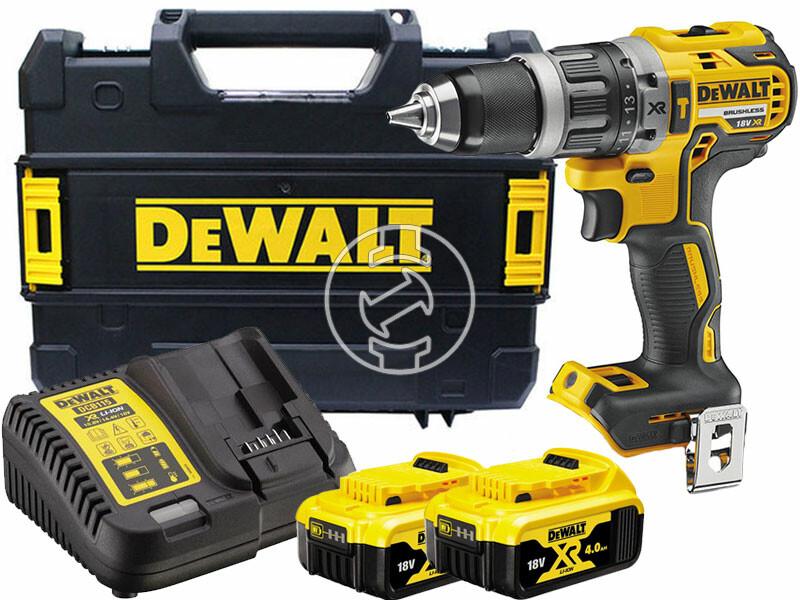 DeWalt DCD796M2-QW akkus ütvefúró-csavarozó