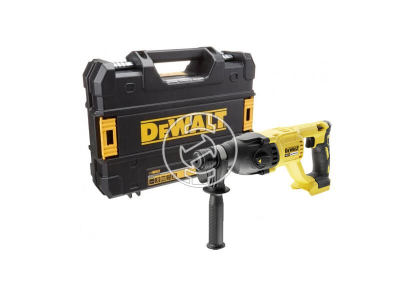 Dewalt DCH133NT-XJ akkus fúrókalapács akku és töltő nélkül