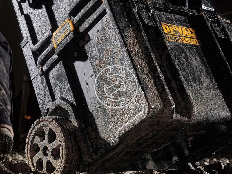Dewalt DS450 guruló szerszámosláda