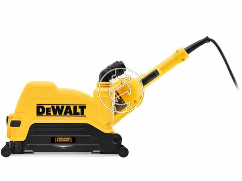 DeWalt DWE492GK-QS elektromos sarokcsiszoló