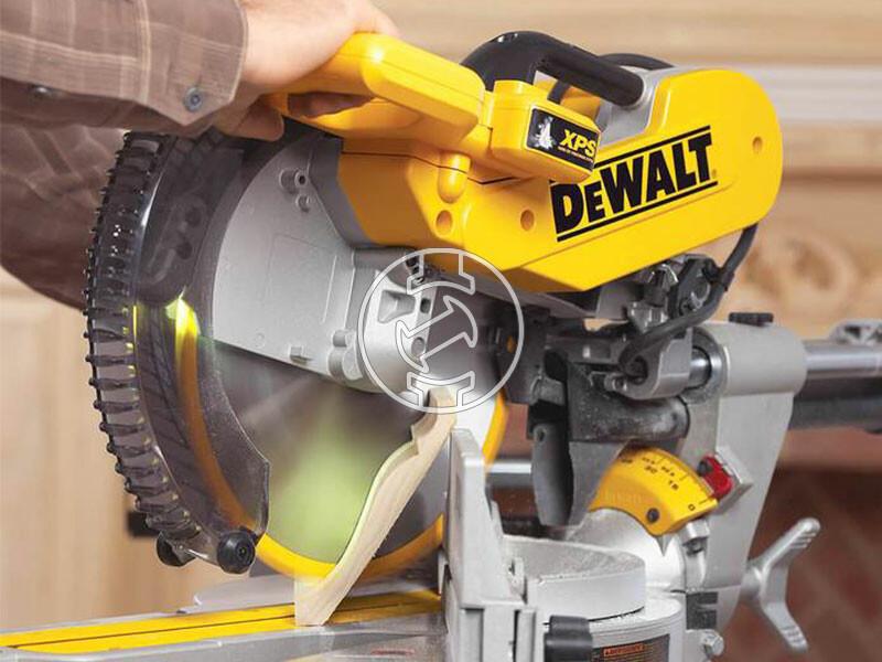 DeWalt DWS780SET gérvágó