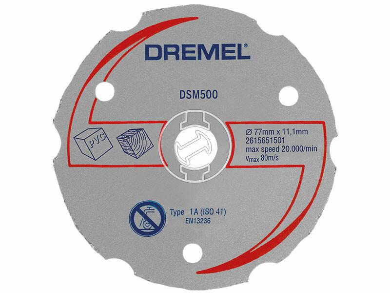 Dremel DSM500 vágókorong forgó multigéphez DSM20-hoz
