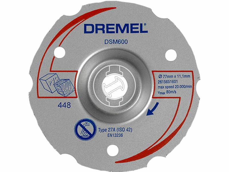 Dremel DSM600 vágókorong forgó multigéphez DSM20-hoz