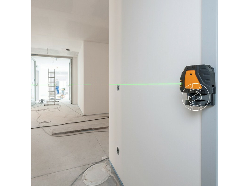 Geo-Fennel FLG 40-PowerCross Green