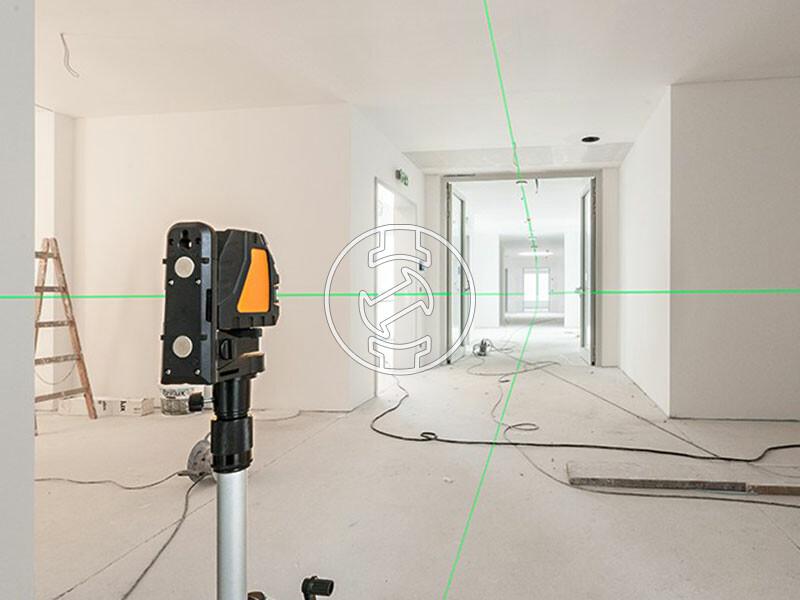 Geo-Fennel FLG 40 PowerCross Plus Green vonallézer