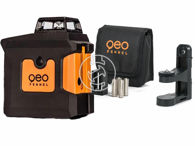 Geo-Fennel Geo1X-360 GREEN vonallézer