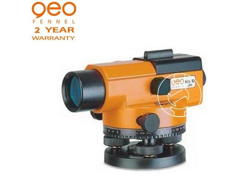 Geo-Fennel No. 10-22