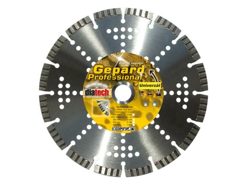 Diatech Gepard