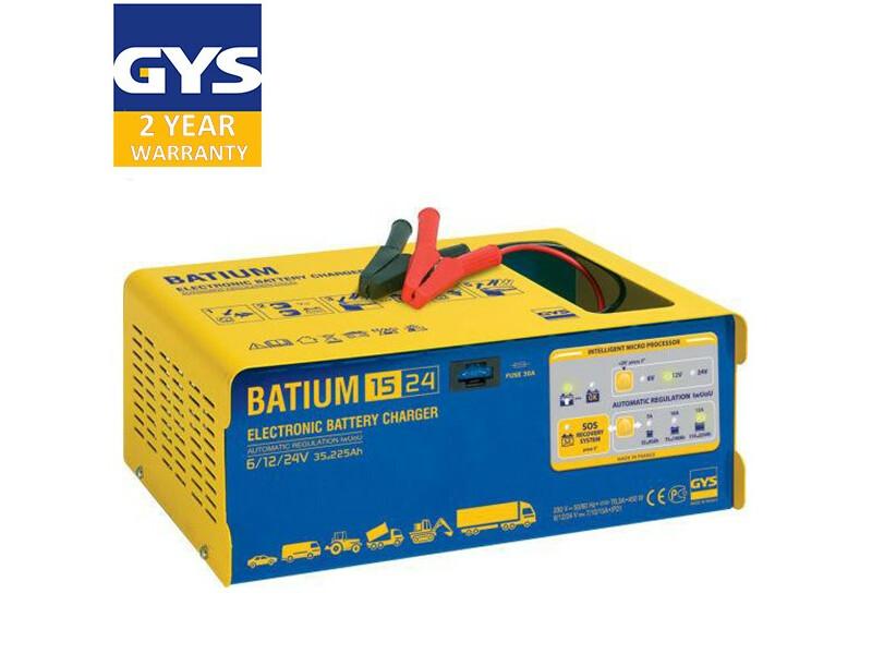 GYS BATIUM 15/24