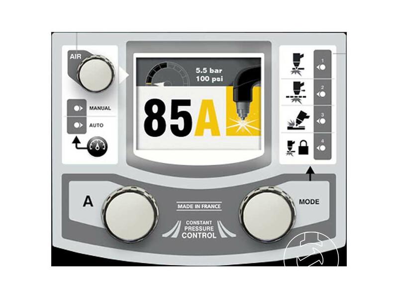 GYS Cutter 85 A TRI