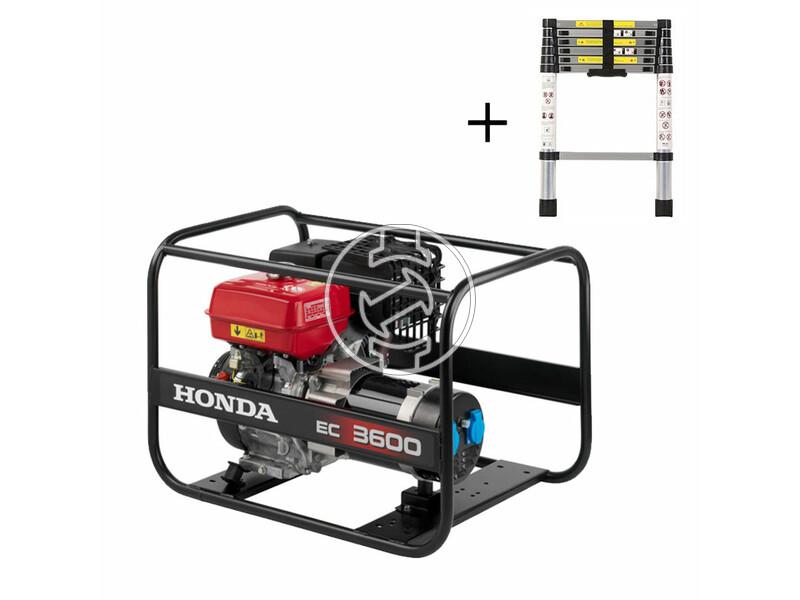 Honda EC 3600 benzinmotoros áramfejlesztő