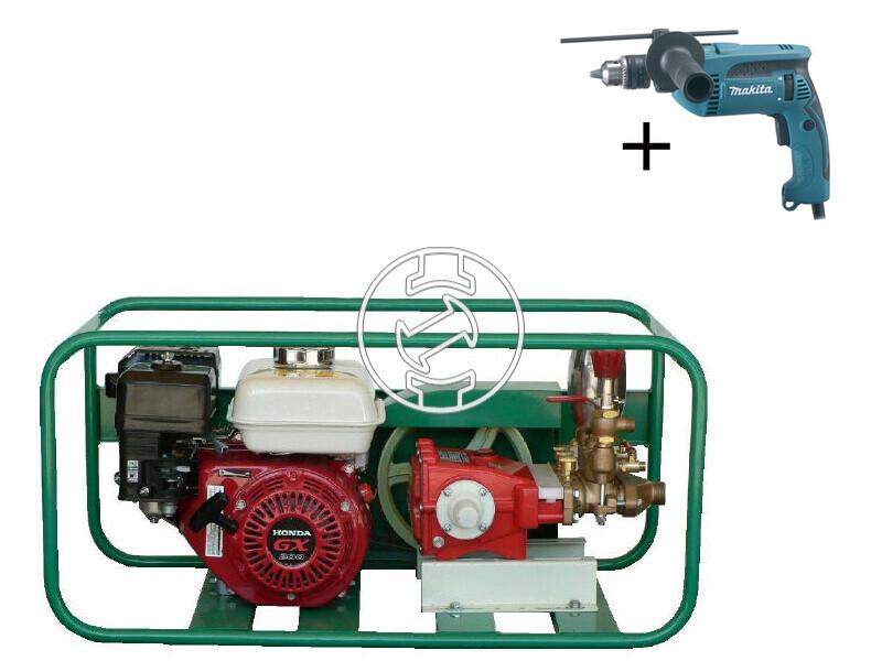 Honda KIS-35 nyomáspróba és permetező szivattyú benzinmotoros