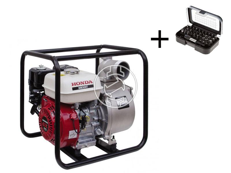 Honda WB 30 benzinmotoros vízszivattyú