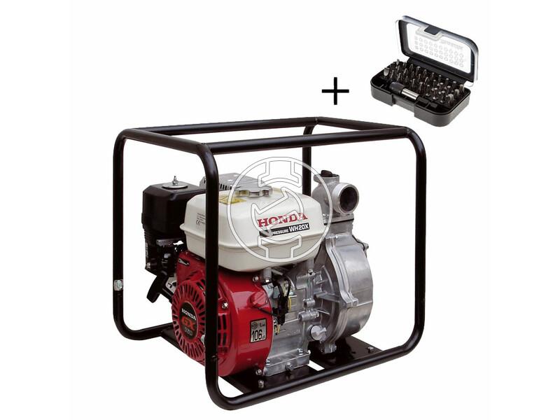 Honda WH 20 benzinmotoros vízszivattyú