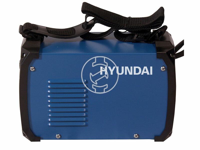Hyundai MMA-141 bevontelektródás inverteres hegesztőgép