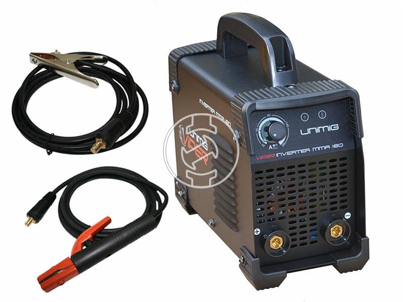 Jasic Viper MMA-160 bevontelektródás inverteres hegesztőgép