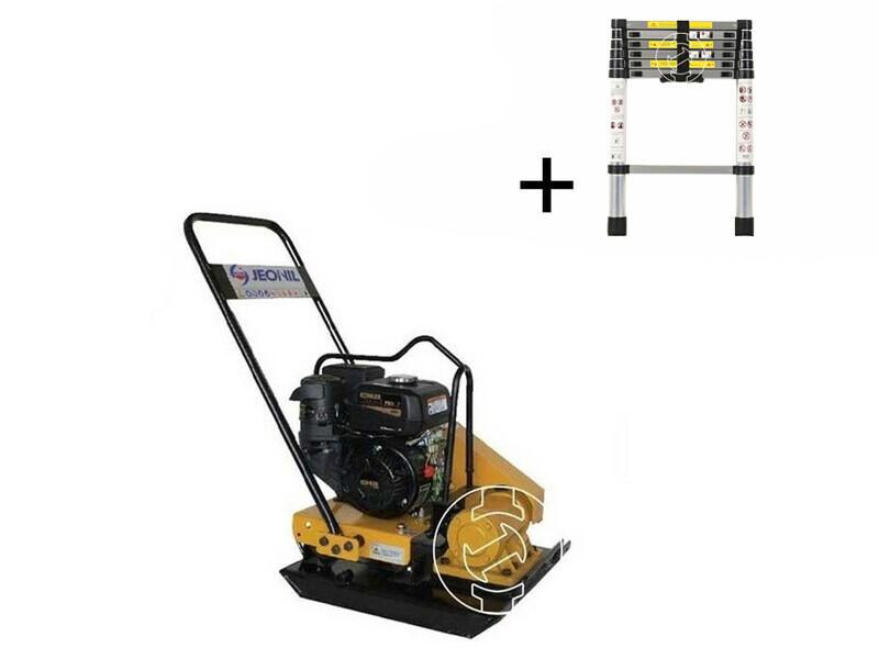 Jeonil JPC 100 K KOHLER benzinmotoros lapvibrátor