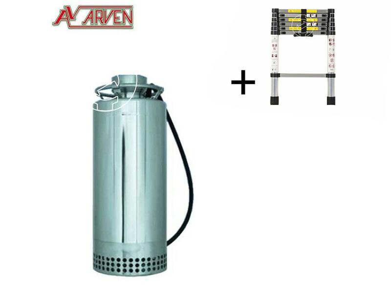 KONTRACT KTC 250 elektromos búvárszivattyú, 1 fázisú