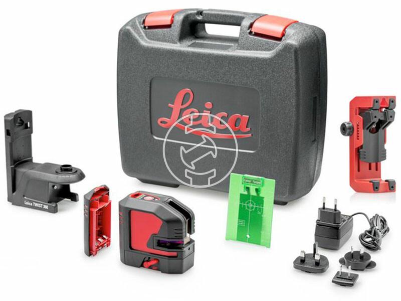 Leica Lino L2P5G-1 pont- és vonallézer