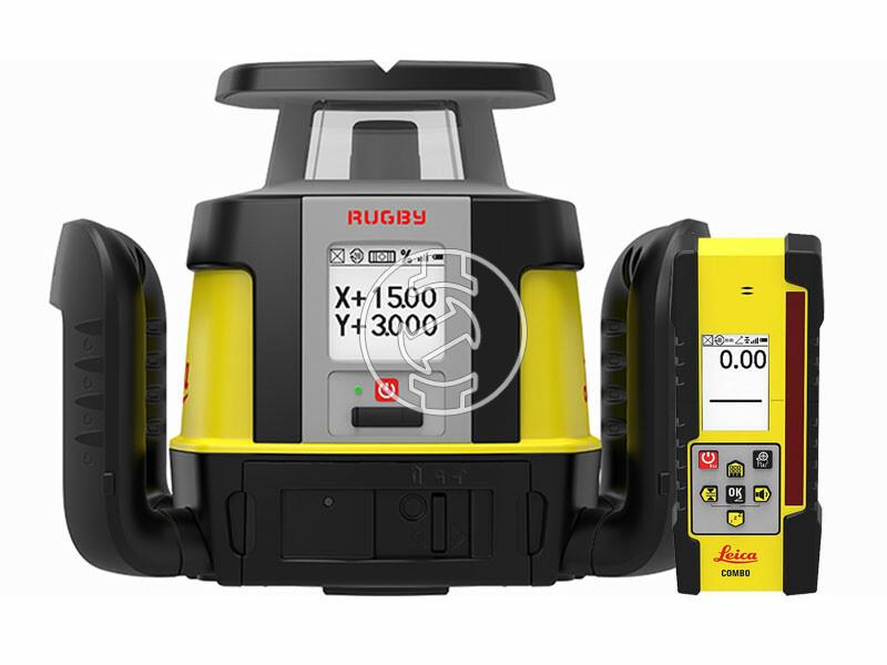 Leica CLH + CLX300 + COMBO forgólézer