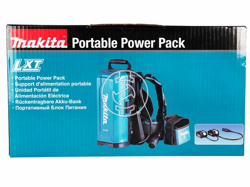 Makita PDC01 akkumulátor hátizsák