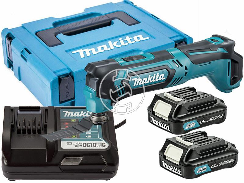 Makita TM30DWYJ akkus multifunkciós gép MakPacban