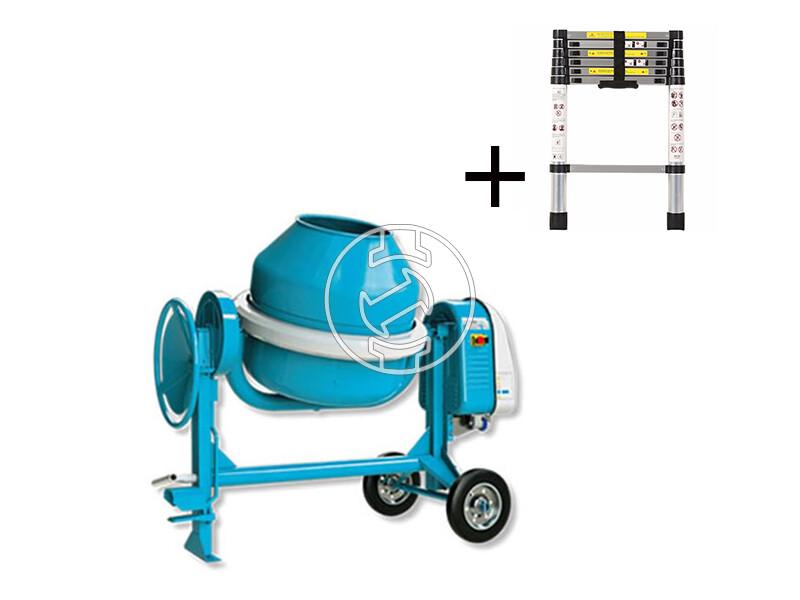 OMAER C 360 T betonkeverő 400V, 3 fázis