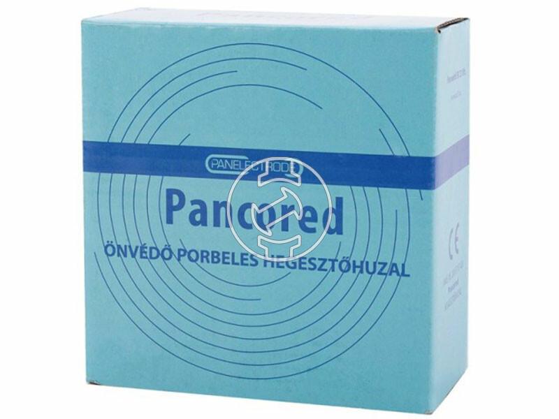 Panelectrode Pancored 0,9 mm 1 kg porbeles hegesztőhuzal mig géphez