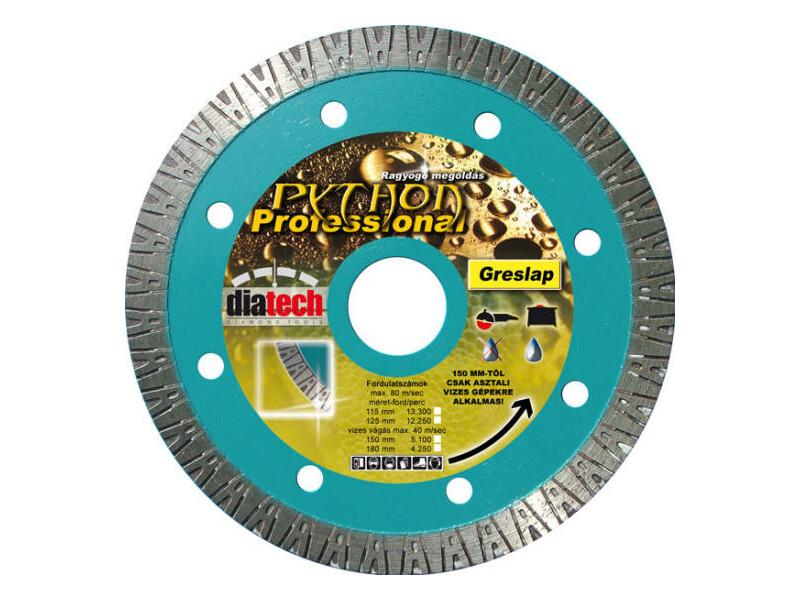 Diatech Python