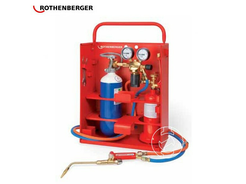 Rothenberger ALLGAS 2000 PS 0,5/2 Compact