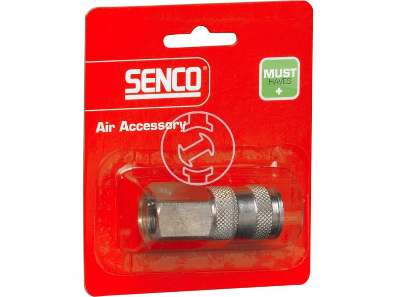 Senco 1/2 inch levegős belső menetes gyorscsatlakozó 4000390