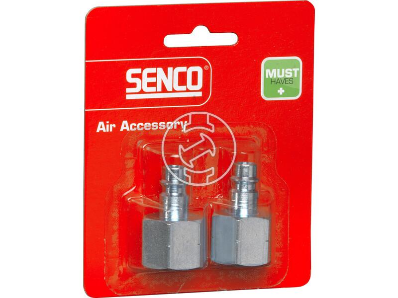 Senco 1/2 inch levegős belső menetes gyorscsatlakozó 4000170