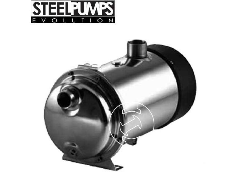 Steel Pumps X-A2C P