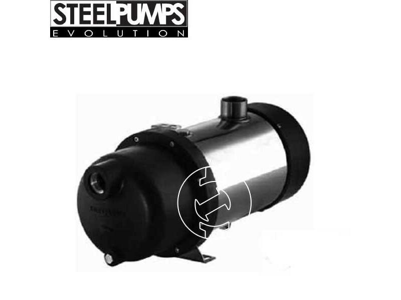 Steel Pumps X-AJE 100P