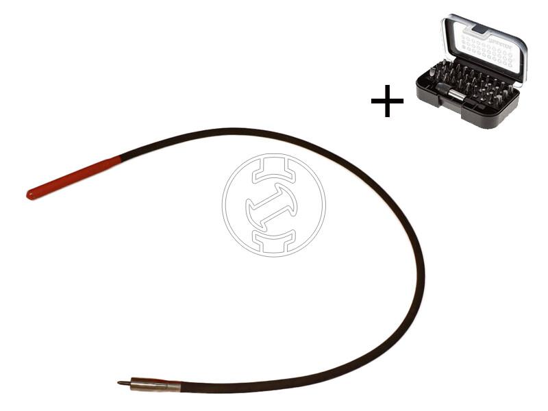 Technoflex rázófej+tengely 48mm/3m