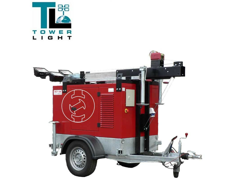 Tower Light PET-9M / 27K