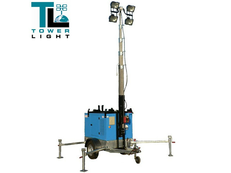 Tower Light PET-9M