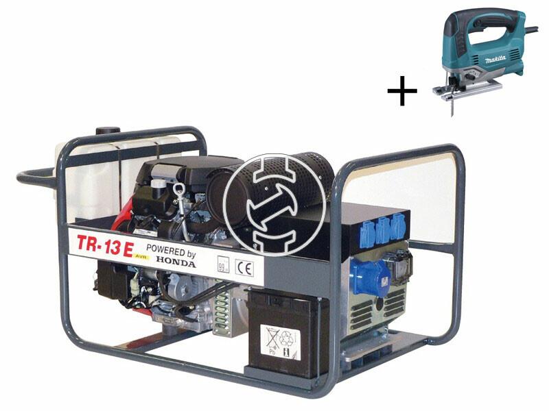 TR 13E avr Honda motoros áramfejlesztő feszültség szabályzóval