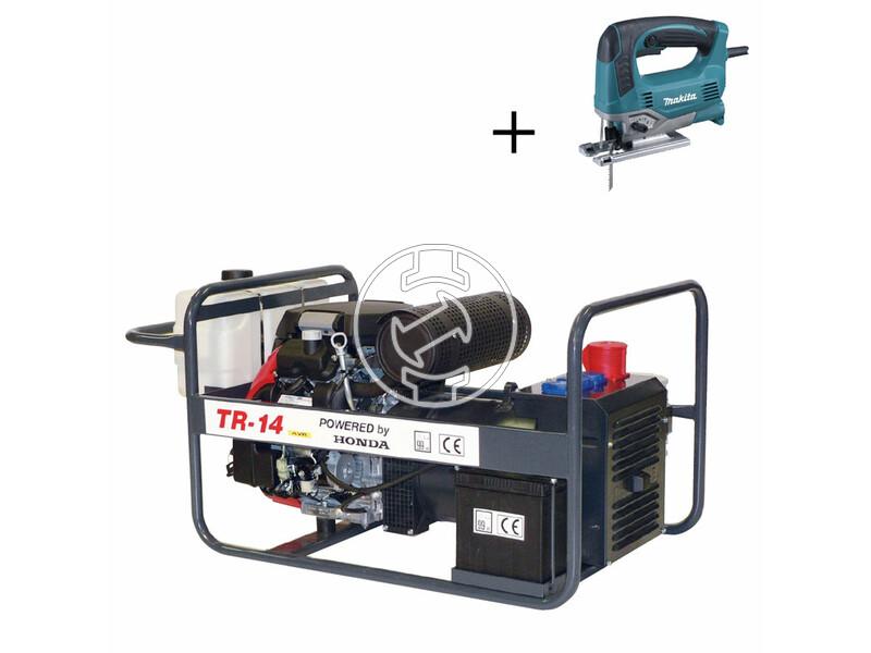 TR 14 avr Honda motoros áramfejlesztő feszültség szabályzóval