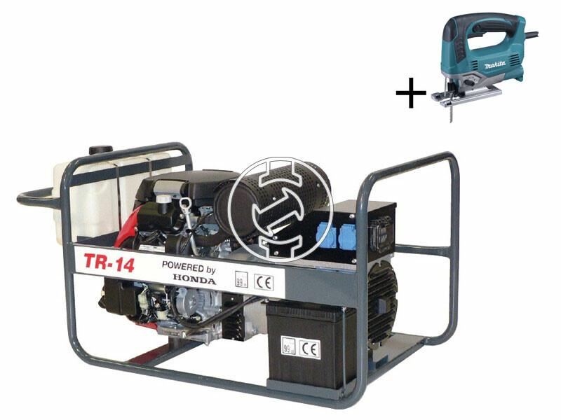 TR 14 Honda benzinmotoros áramfejlesztő