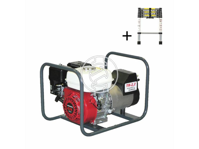 TR 2.2 Honda négyütemü benzinmotoros áramfejlesztő