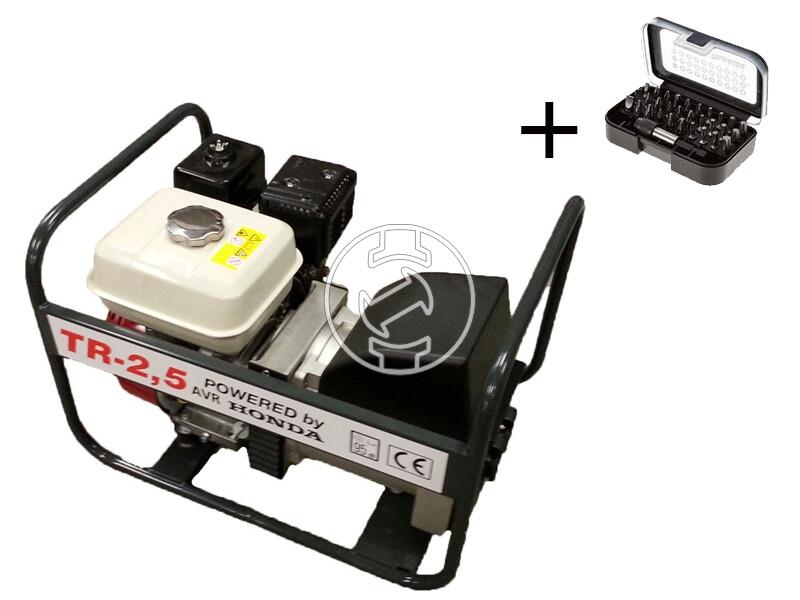 TR 2.5 avr Honda motoros áramfejlesztő feszültség szabályzóval